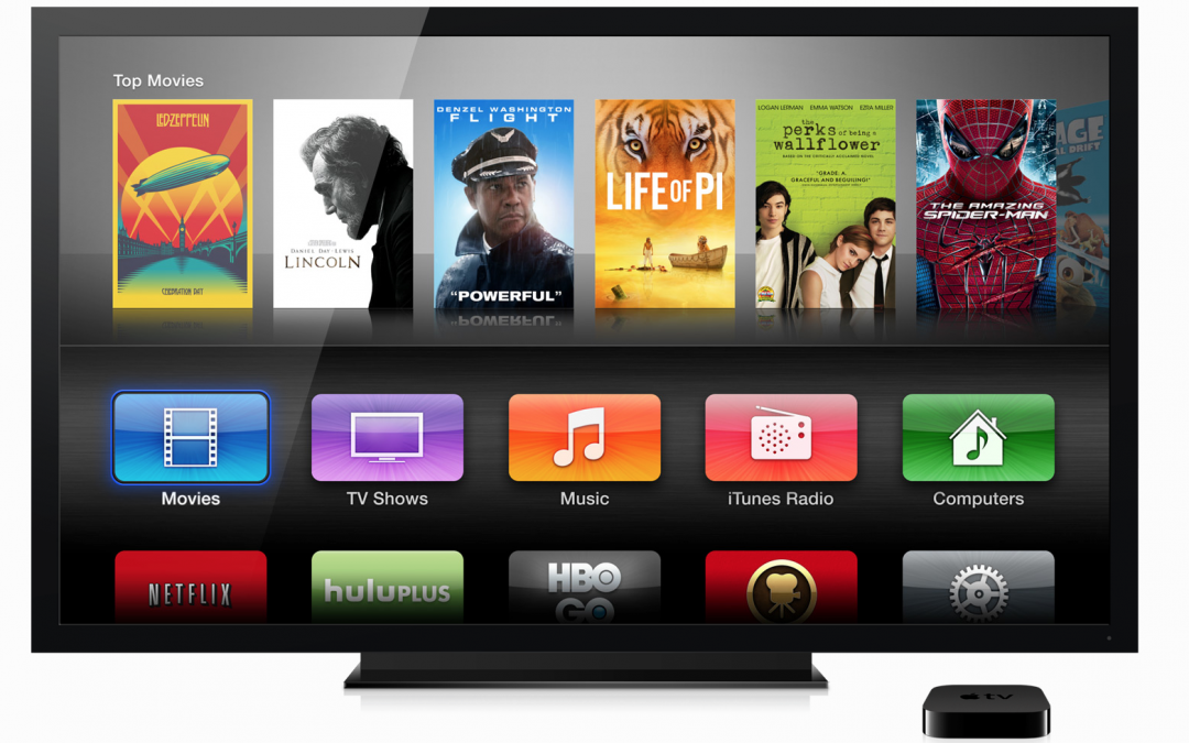El Apple TV soportará 4K