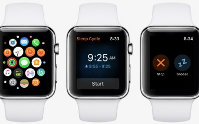 Nuestra app del día. Sleep Cycle llega al Apple Watch